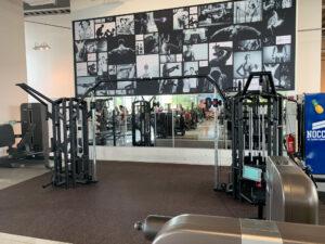 FE-Service Impressionen Fitnesscenter